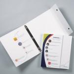 printing presentation folders