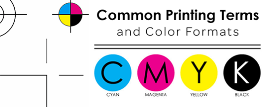 Commonly Used Printing Terms